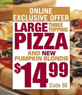 Online Exclusive Offer!
