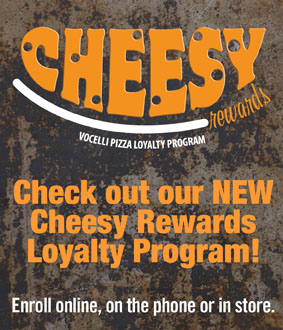 Cheesy Rewards